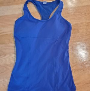 Lucy Racerback Workout Tank- size small